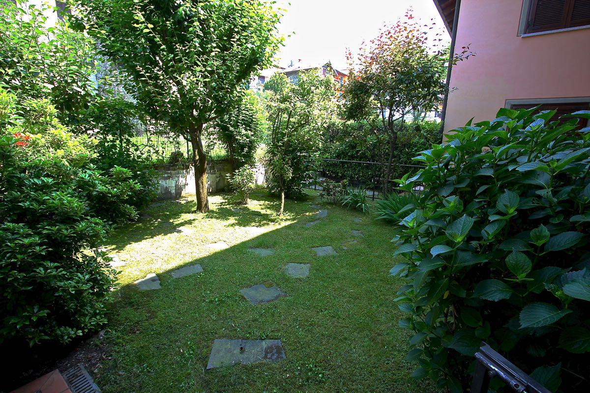 Premeno trilocale con piccolo giardino ag immobiliare - Piccolo giardino ...