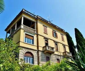 Verbania Suna appartamento in Villa d'epoca con vista lago - Rif: 285