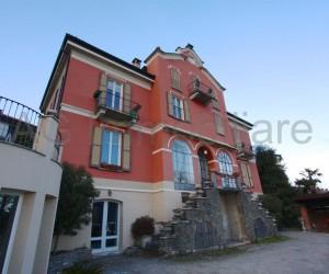 Verbania appartamento duplex in villa con vista lago - Rif: 308