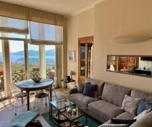 Vignone appartamento trilocale duplex con Vista Lago - Rif: 001