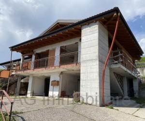 Arizzano Villa bifamiliare in fase di ristrutturazione con Vista Lago  - Rif:115