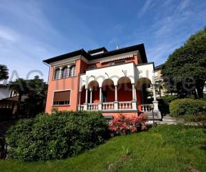 Verbania Pallanza Apartment in an old style villa - Ref: 029