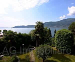Verbania direttamente a lago appartamento con terrazza - Rif: 043