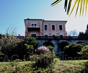 Stresa Villa D'epoca con splendida Vista Lago - Rif. 479