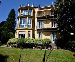 Verbania Pallanza quadrilocale in villa d'epoca con Vista Lago - Rif: 141