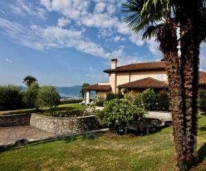 Verbania collina villa con vista lago e parco - Rif. 120