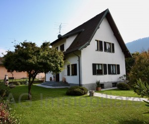 Verbania detached villa with garden and lake view - Ref: 112