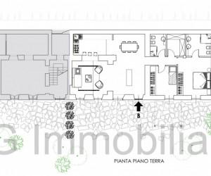 Vignone alloggio in nuova costruzione - Rif: 156
